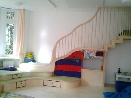 Referenzen home for Raumgestaltung kita